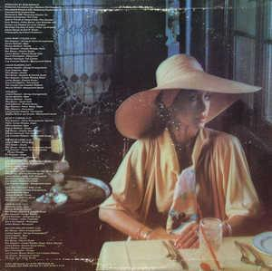 Back Cover Album Freda Payne - Out Of Payne Comes Love