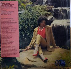 Back Cover Album René Hayes - You Are The Answer