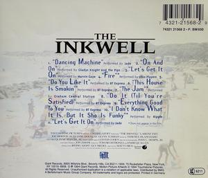 Back Cover Album Various Artists - The Inkwell
