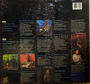 Back Cover Album Pieces Of A Dream - Makes You Wanna