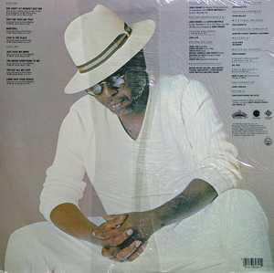 Back Cover Album Curtis Mayfield - Love Is The Place