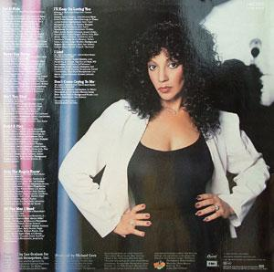 Back Cover Album Linda Clifford - I'll Keep On Loving You
