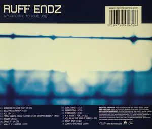 Back Cover Album Ruff Endz - Someone To Love You