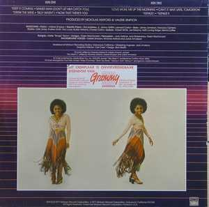 Back Cover Album Valerie Simpson - Keep It Comin'