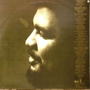 Back Cover Album George Duke - Reach For It