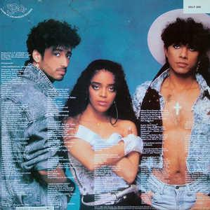 Shalamar - Circumstantial Evidence - Back Cover