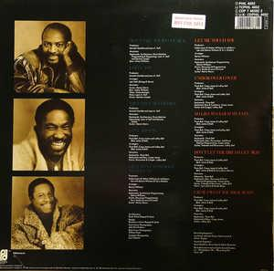 Back Cover Album The O'jays - Let Me Touch You