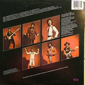 Back Cover Album The Isley Brothers - Winners Takes It All
