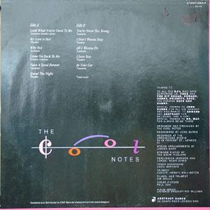 Back Cover Album The Cool Notes - Have A Good Forever