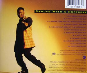 Back Cover Album Smoove - Smoove With A Ruffness