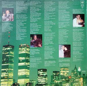 Back Cover Album The Manhattans - Forever By Your Side
