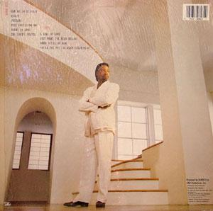 Back Cover Album James Robinson - Guilty