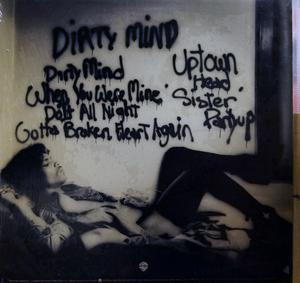 Back Cover Album Prince - Dirty Mind
