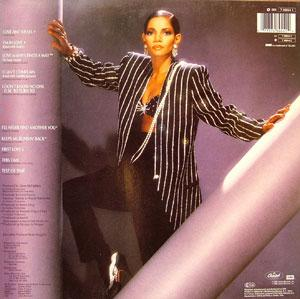 Back Cover Album Melba Moore - I'm In Love