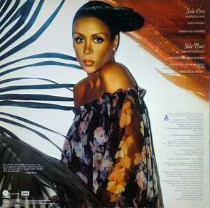 Back Cover Album Freda Payne - Stares And Whispers