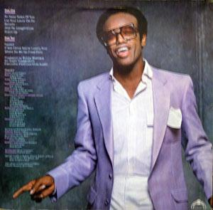 Back Cover Album Bobby Womack - The Poet