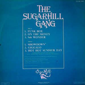 Back Cover Album Sugarhill Gang - 8th Wonder