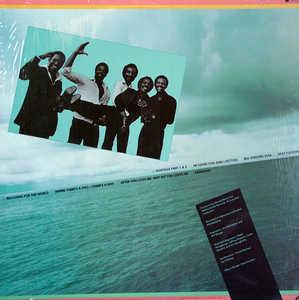 Back Cover Album Harold Melvin & The Blue Notes - Reaching For The World