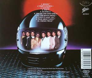 Back Cover Album Lakeside - Party Patrol  | epic records | 4672532 | US