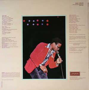 Back Cover Album Al Green - Have A Good Time