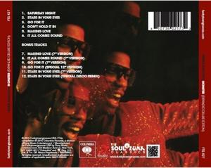 Back Cover Album Herbie Hancock - Monster  | funkytowngrooves records | FTG-427 | UK