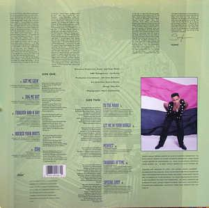 Back Cover Album Suave - To The Maxx