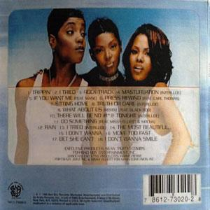 Back Cover Album Total - Kima, Keisha & Pam