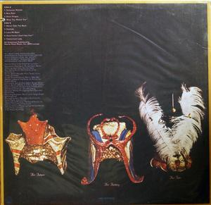 Back Cover Album Stargard - What You Waitin' For