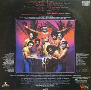 Back Cover Album Instant Funk - Witch Doctor