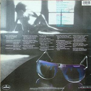 Back Cover Album Con Funk Shun - Electric Lady