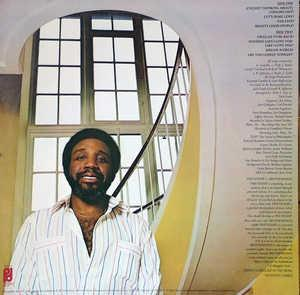 Back Cover Album Jerry Butler - Nothing Says I Love You Like I Love You