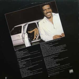 Back Cover Album Ben E. King - Let Me Live In Your Life