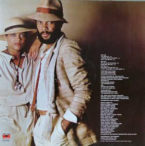 Back Cover Album Roy Ayers - You Send Me