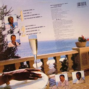 Back Cover Album The Controllers - For The Love Of My Woman
