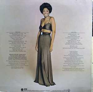 Back Cover Album Nancy Wilson - All In Love Is Fair