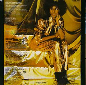 Back Cover Album Syreeta Wright - Set My Love In Motion