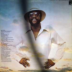 Back Cover Album Billy Paul - Got My Head On Straight