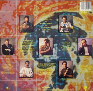 Back Cover Album Spyro Gyra - Alternating Currents
