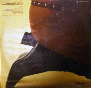 Ohio Players - Skin Tight - Back Cover
