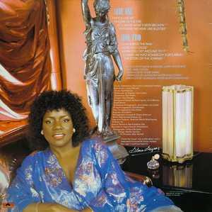 Back Cover Album Gloria Gaynor - I Kinda Like Me