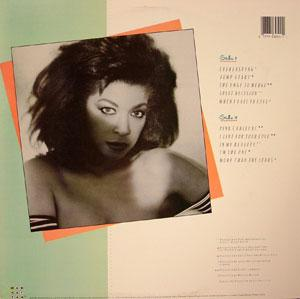 Back Cover Album Natalie Cole - Everlasting