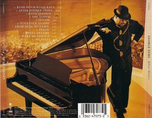 Back Cover Album George Duke - After Hours