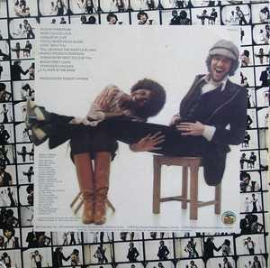 Back Cover Album Brian And Brenda Russell - Word Called Love