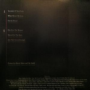 Back Cover Album Johnnie Taylor - Best Of The Old And The New