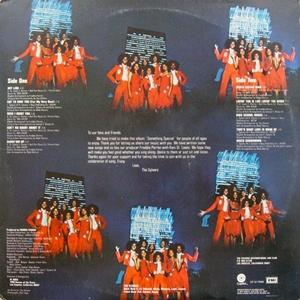 Back Cover Album Sylvers - Something Special