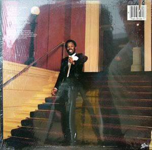 Back Cover Album Billy Ocean - Nights (feel Like Gettin Down)