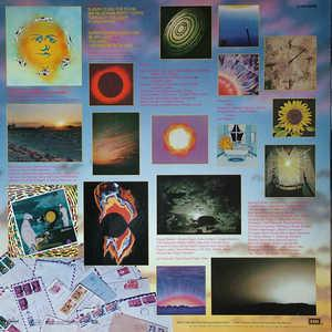 Back Cover Album Sun - Let There Be Sun