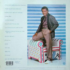 Back Cover Album George Benson - 20/20