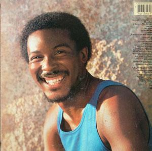 Back Cover Album Rodney Franklin - Marathon