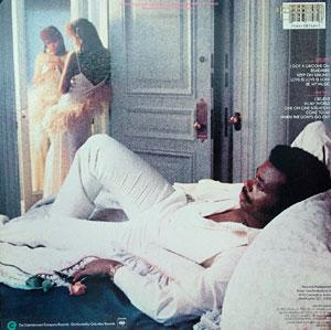 Back Cover Album Peaches & Herb - Remember
